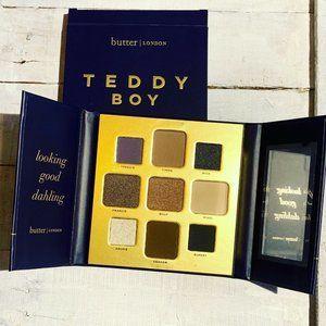 Butter London Teddy Boy Eyeshadow Palette -  New
